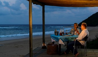 Prive Diner Bij Thonga Beach Lodge