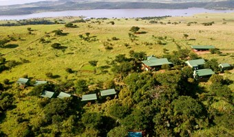 Thrre Tree Hill Lodge Vanuit De Lucht