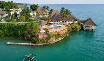 Chuini Zanzibar Beach Lodge Overview