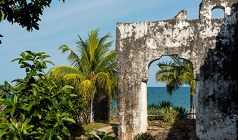 Chuini Zanzibar Beach Lodge Palace Ruines