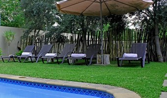 Elegant Guesthouse In Windhoek