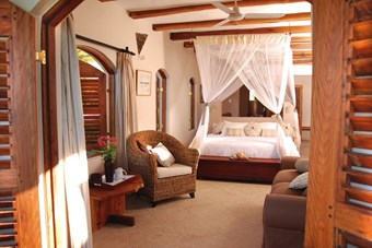 Courtyard Suite Casa Rex