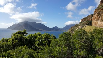 Chapmans Peak Route