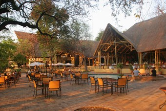 Chobe Safari Lodge Relaxen
