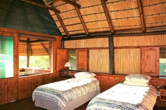 Nkwazi Lodge Kamer