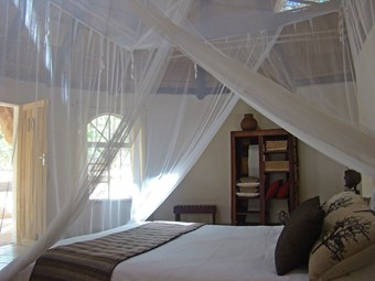 Kamer Bij Sable Sands In Hwange National Park