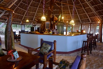 Beach Bar Bij Bahari View Lodge