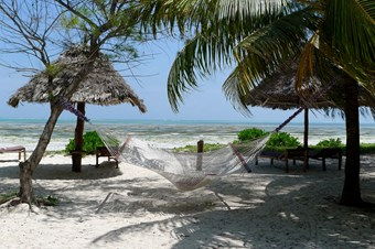 Strand Bij Bahari View Lodge
