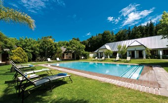 Knysna Hollow Hotel