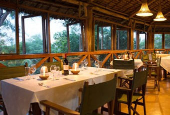 Restaurant Bij Kichanga Lodge