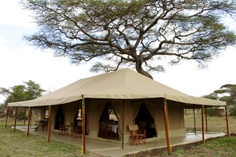 Kisura Tented Camp