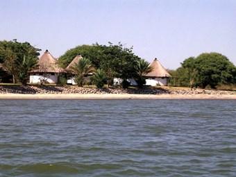 Speke Bay Lodge Lake Victoria